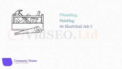 Handy Man Whiteboard Animation Presentation Video